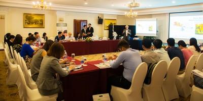 Hội thảo chuyên đề Góc nhìn khoa học của việc ĐIỀU TRỊ THẨM MỸ SỬ DỤNG TẾ BÀO GỐC tại TPHCM